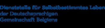 Logo Dienststelle für Selbstbestimmtes Leben der Deutschsprachigen Gemeinschaft Belgiens
